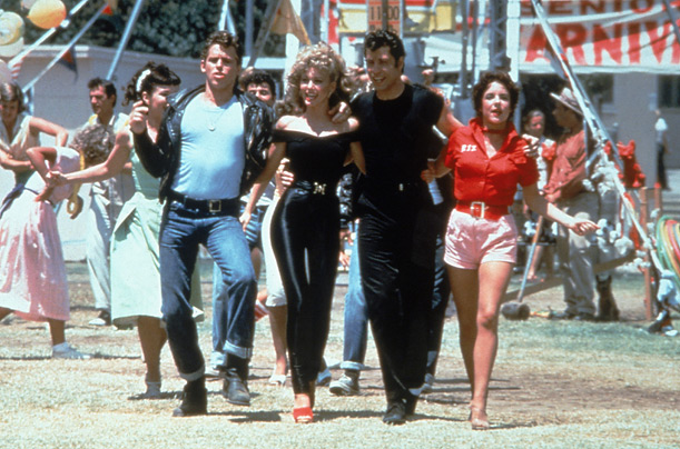 sandy-grease